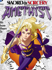 巫术之剑:紫晶公主