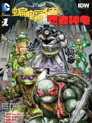 蝙蝠侠与忍者神龟
